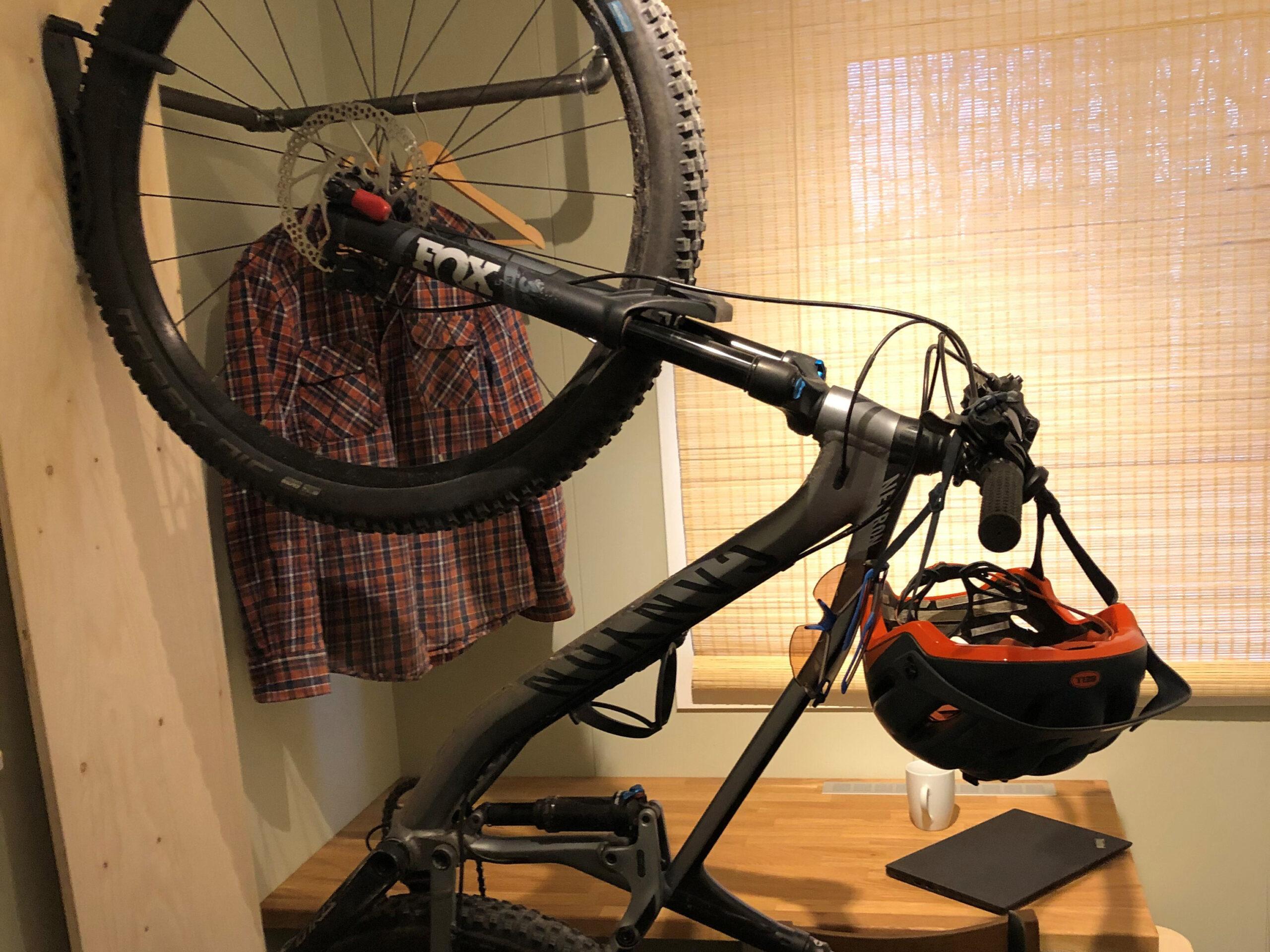 inredning med cykel_
